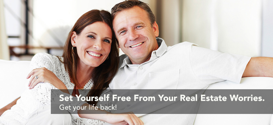 Set Yourself Free From Your Real Estate Worries